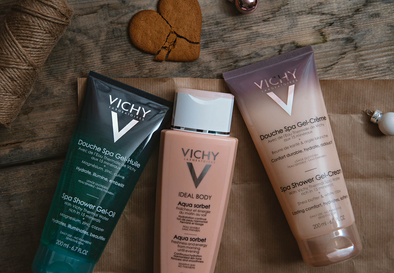 Vichy Spa & Ideal Body