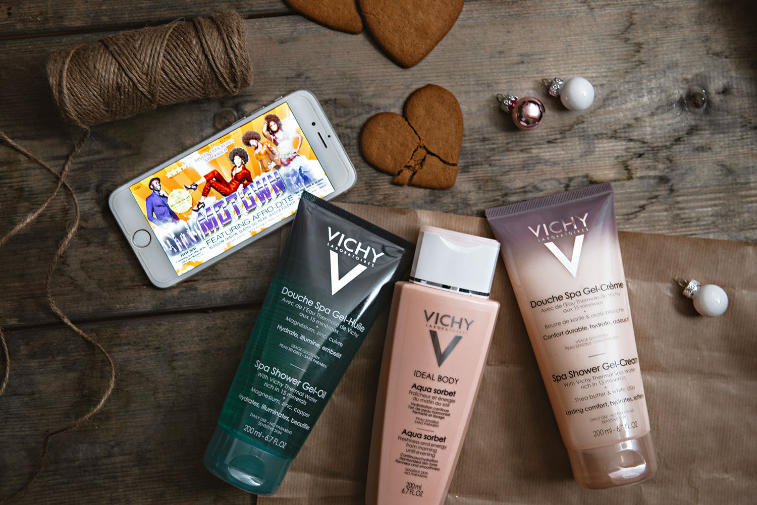 Vichy Spa & Ideal Body + The Music of Motown feat. Afro-Dite
