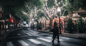 Funchal - Walking in a Winter Wonderland
