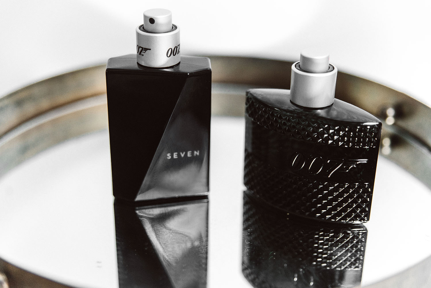 Herrparfymer / Fragrances for men: James Bond 007 Seven EdT & James Bond 007 EdT