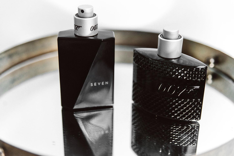 Herrparfymer / Fragrances for men: James Bond 007 Seven EdT & James Bond 007 EdT