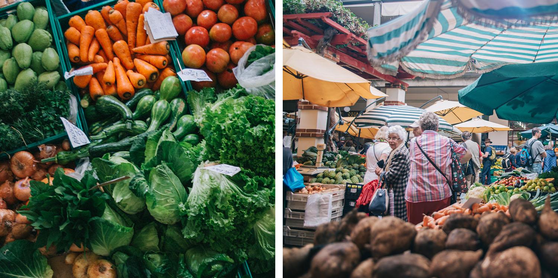 Food market Mercado dos lavradores
