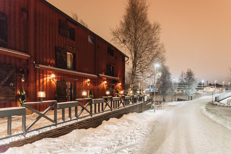 Ravintola Sokeri-Jussin Kievari - Restaurant in Oulu
