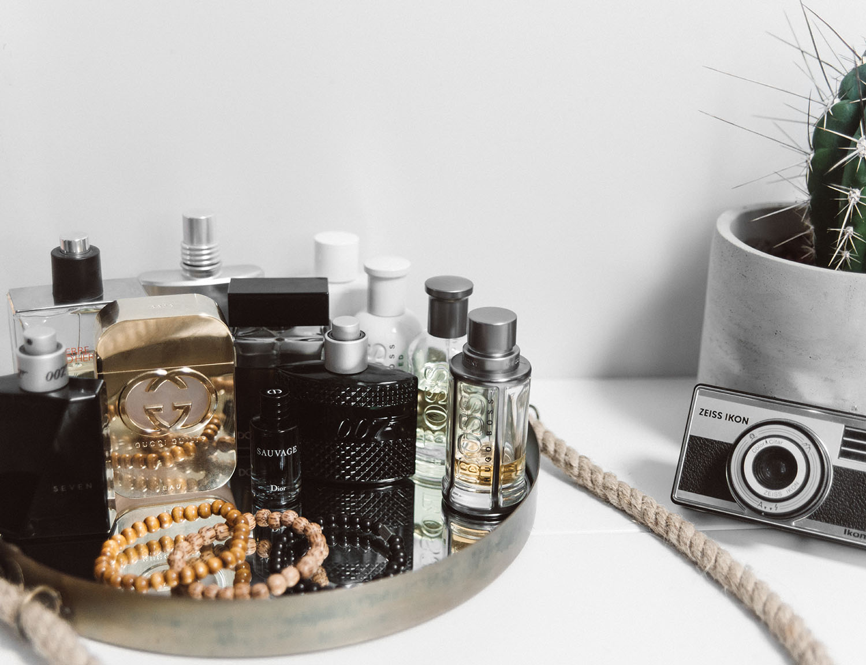 Best fragrances for him / Bästa herrparfymerna