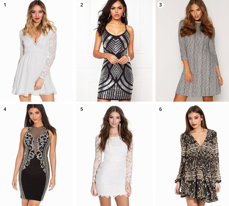 Korta klänningar / Short Dresses