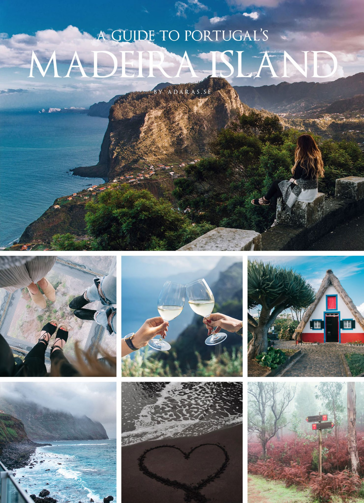 Travel Guide to Portugal's Madeira Island: Reseguide till Madeira