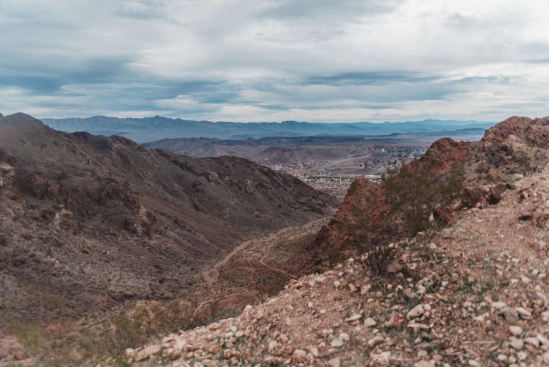 Beautiful Bootleg Canyon, Boulder City, Nevada