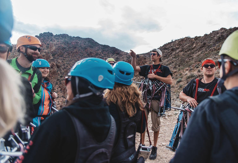 Bootleg Canyon Zipline Tour - Las Vegas