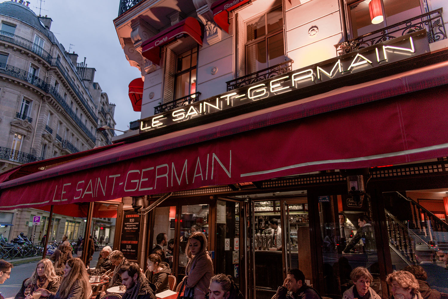 Le Saint Germain