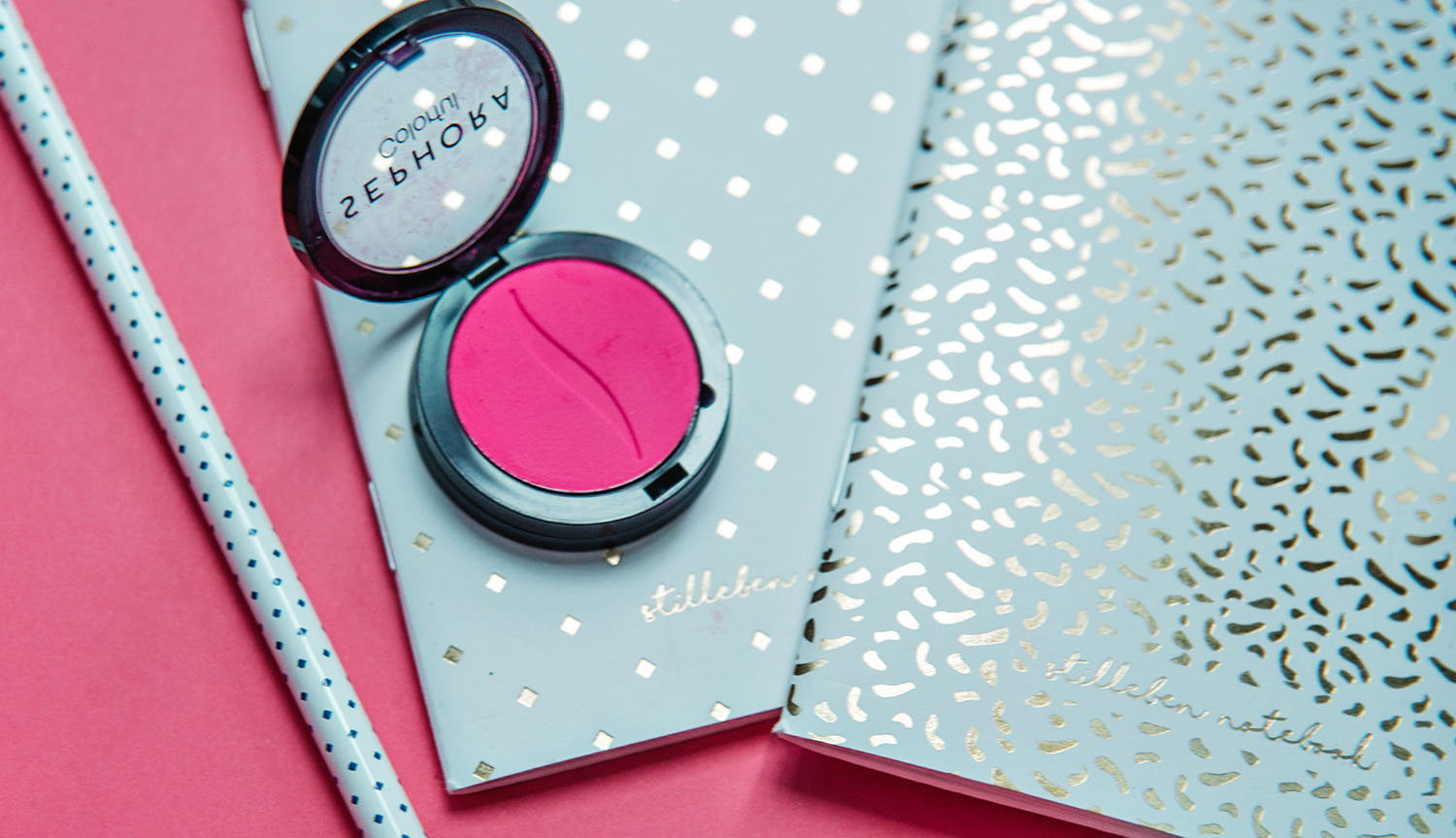 Sephora Colorful Pink Starlette Eyeshadow