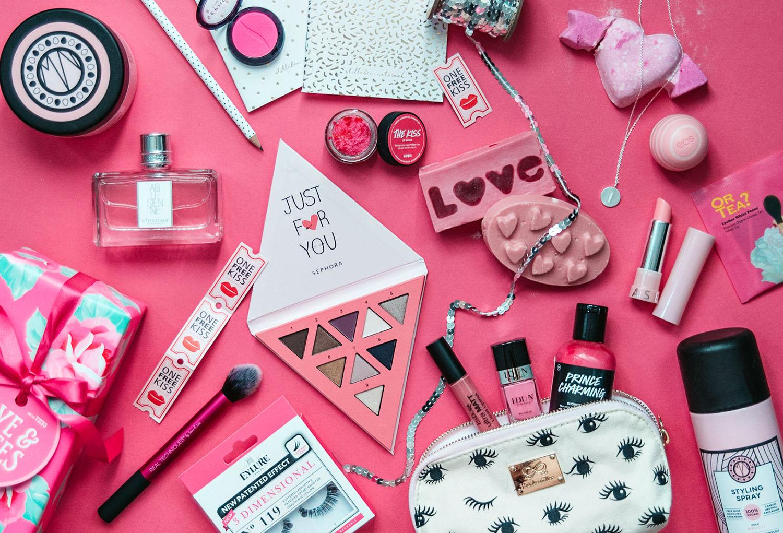 Best Pink Valentine's Day Treats to Yourself / Alla hjärtans dag-presenter