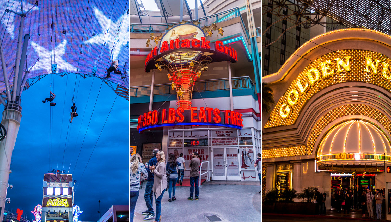 Photos from Fremont Street Experience