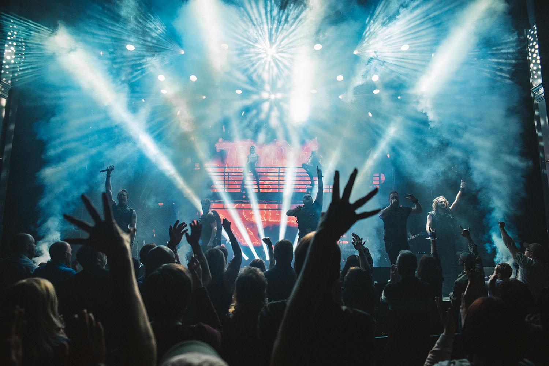 Tenors of Rock - Las Vegas Show
