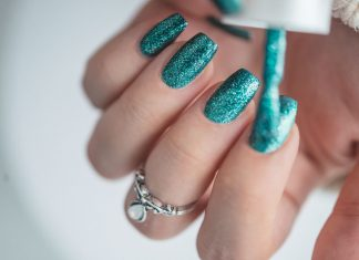 LACQUA Nail Polish Sea Breath