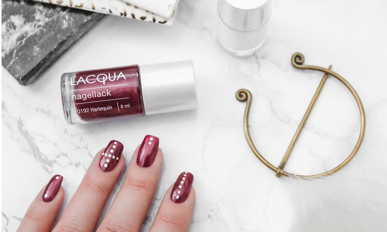 How to LACQUA Nail Polish Guide - Vattenbaserat nagellack med mineraler
