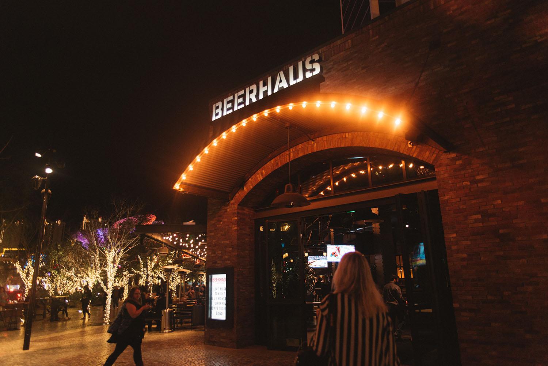Beerhaus in Las Vegas