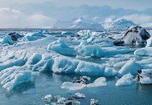 Weekend in Iceland - Jökulsárlón Glacier Lagoon