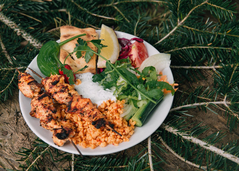 Turkish Food in Alanya