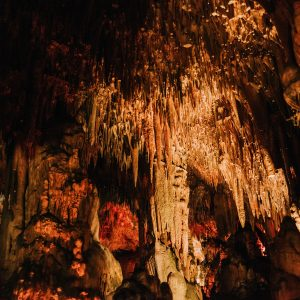Damlataş Cave in Alanya, Turkey