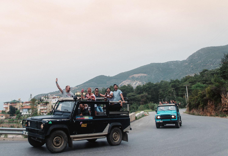 Jeep Safari Tour in Alanya, Turkey