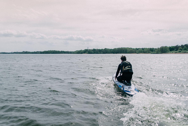 Liveit Electrosurf - Electric Surfboard