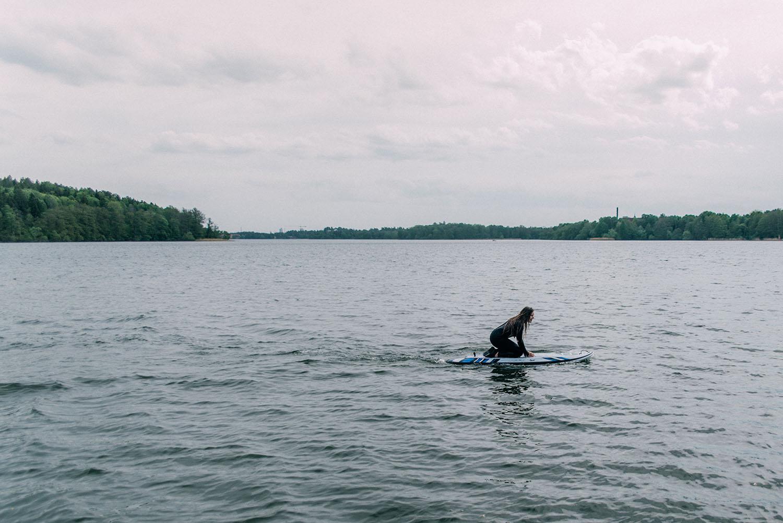 ADARAS test: Electrosurf in Stockholm