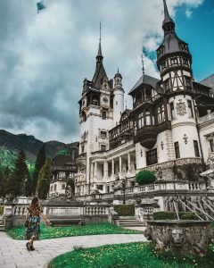 Authentic Romania Tours: Peleș Castle
