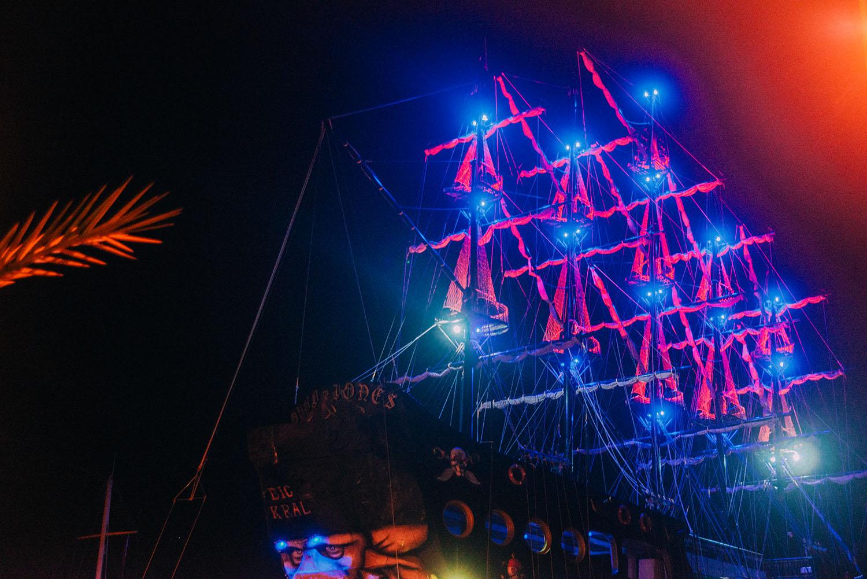 Alanya Pirate Ship Boat Tour