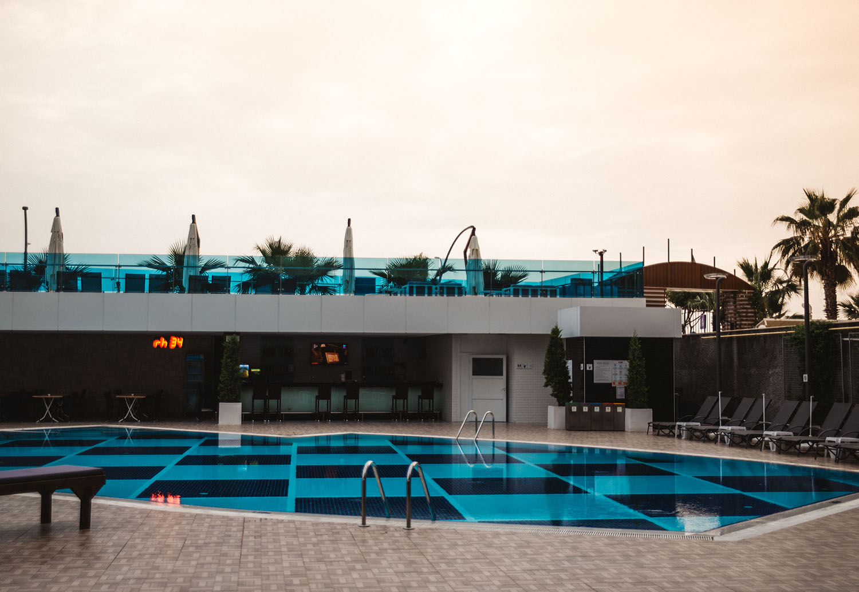 Sunprime C-Lounge in Alanya