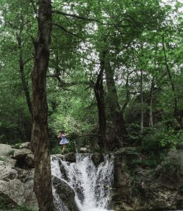 Waterfall by Camlibel Piknik
