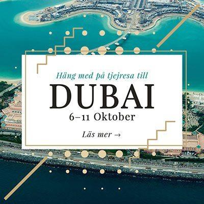 Häng med på tjejresa till Dubai