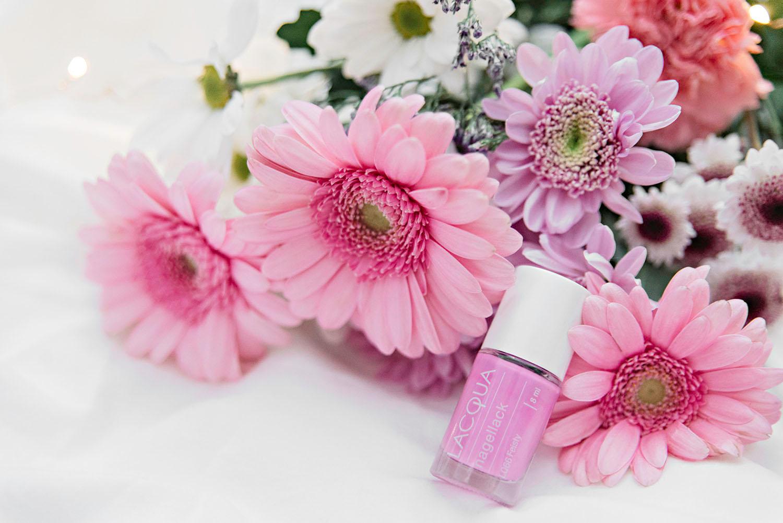 L.Y.X Cosmetics Lacqua Fiesty - Pink Nail Polish