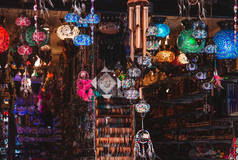 Shopping in Alanya