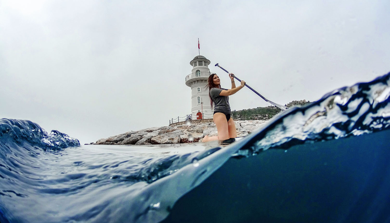 Sup Tour in Alanya - Stand up Paddling