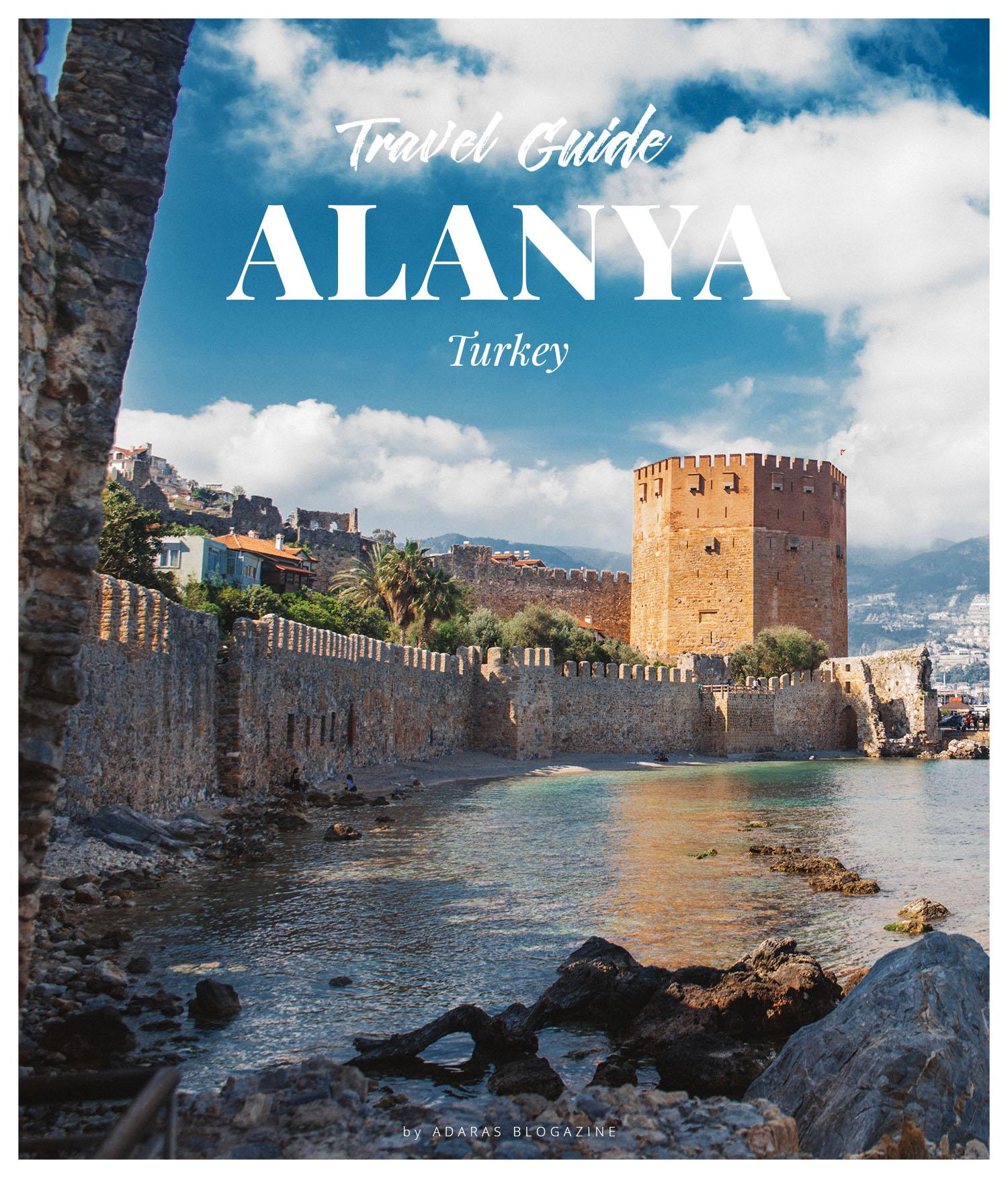 Guide till Alanya - Sevärdheter och äventyr i Turkiets Riviera