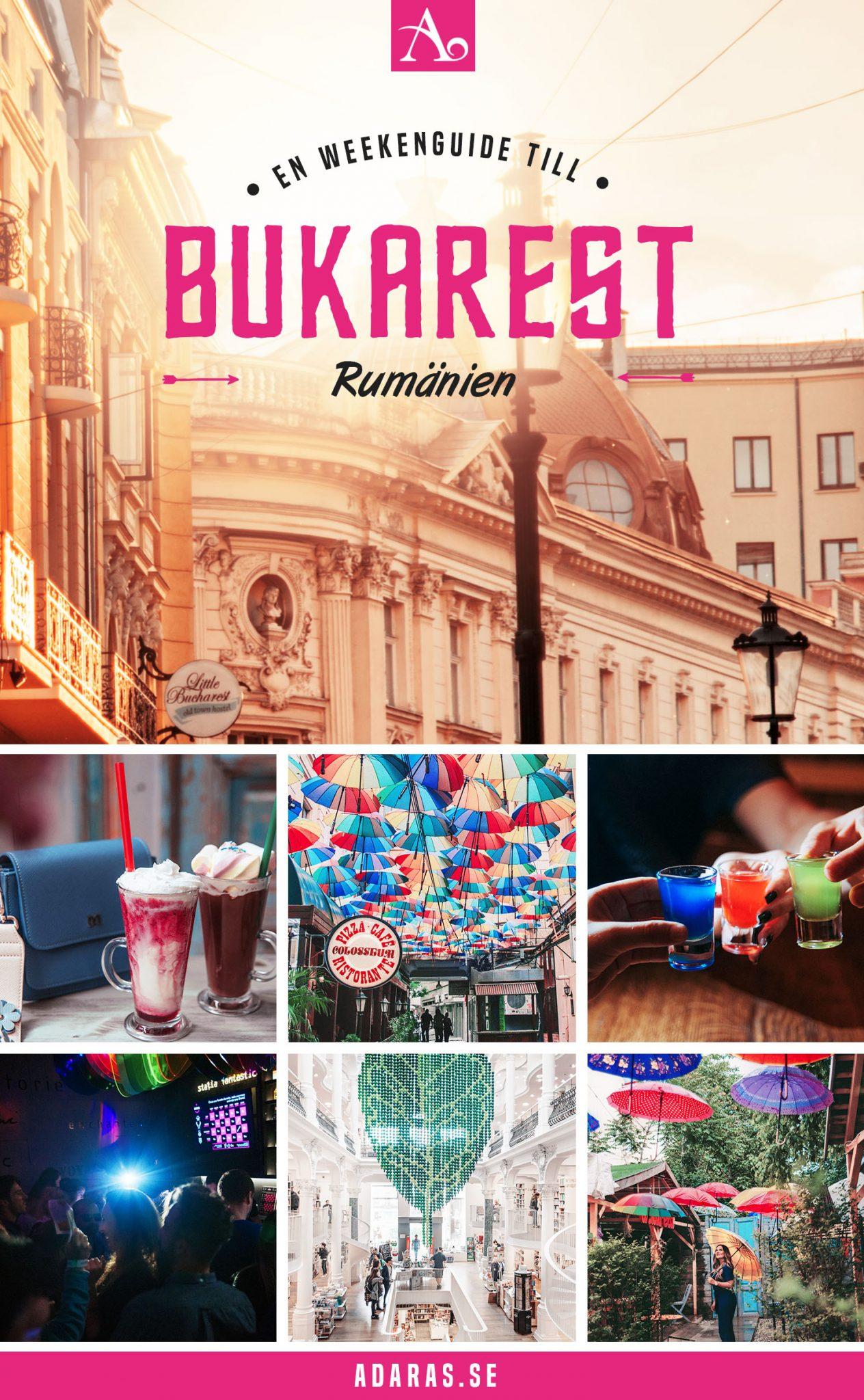 En weekend i Bukarest: Så upplever du bäst Rumäniens huvudstad