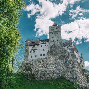 Bran Castle, Dracula's Castle in Transylvania