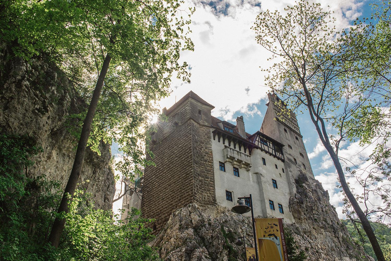 Bran Castle, Dracula's Castle in Romania