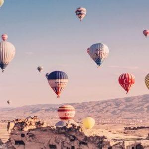 Guide: Hot Air Ballooning in Cappadocia, Turkey