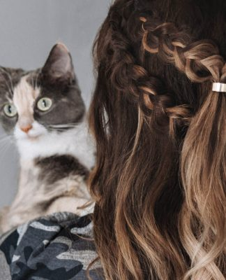 Hair Tutorial: How to get a Khaleesi Hairstyle with braids - in 6 Simple Steps