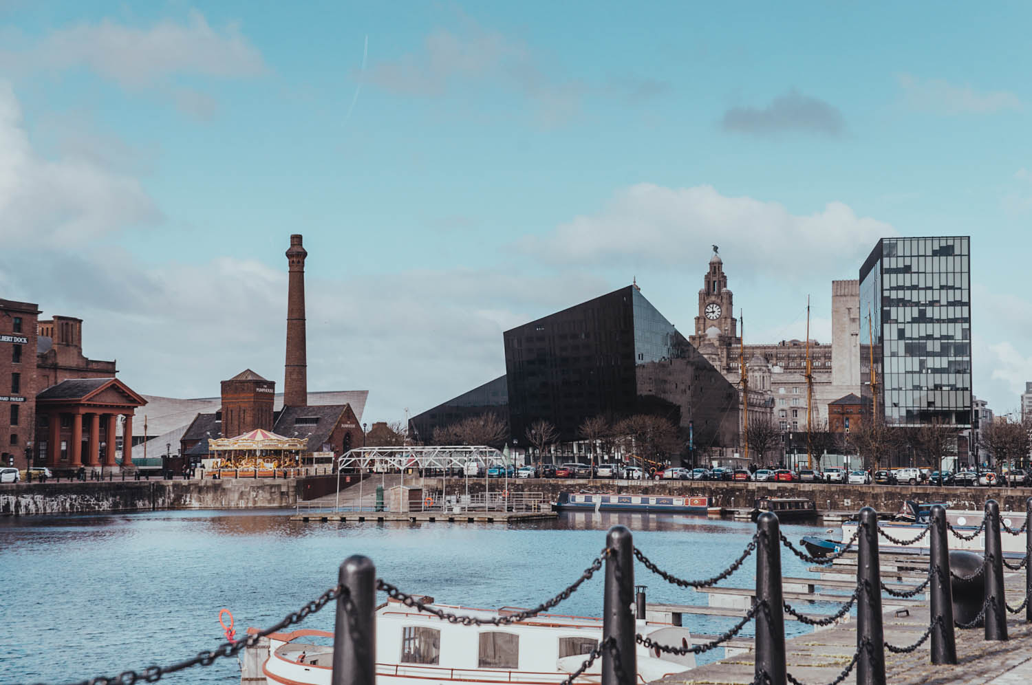 Guide: A Day in Liverpool