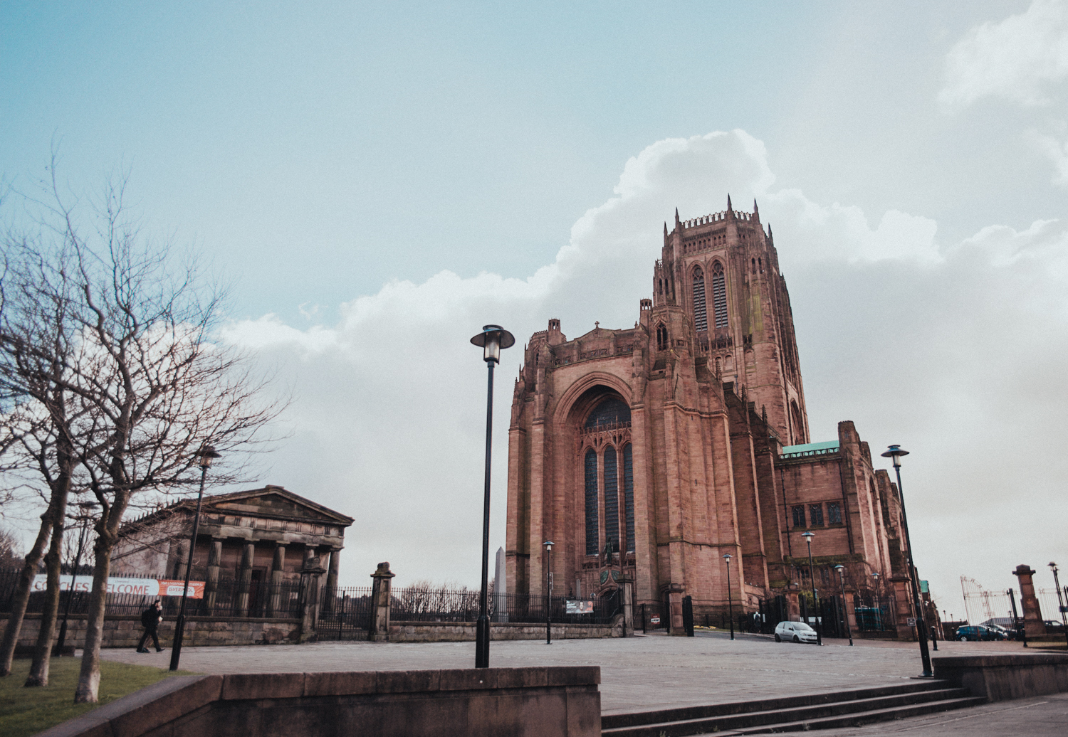 Liverpool Cathedral - Cathedral Church of Christ in Liverpool