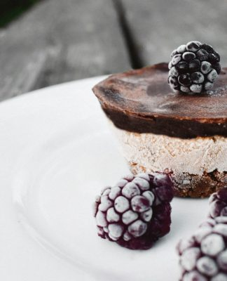 Recept: Raw Vegan Chai Cheesecake