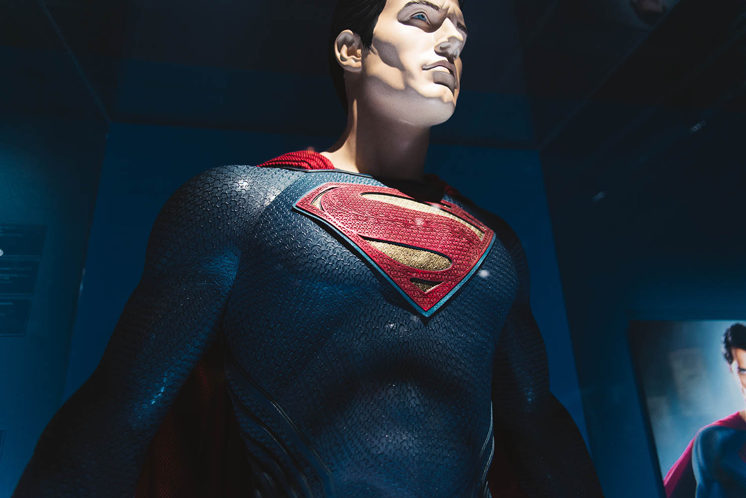 Superheroe Costume, The Exhibition: The Art of DC: The Dawn of Superheroes