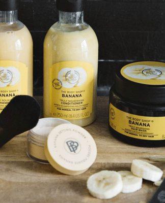 Go Bananas för dessa Skönhetsprodukter