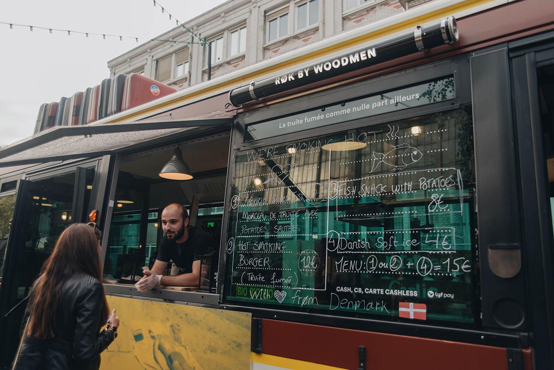 Rok by Woodmen, Street Food at Ground Control, Paris