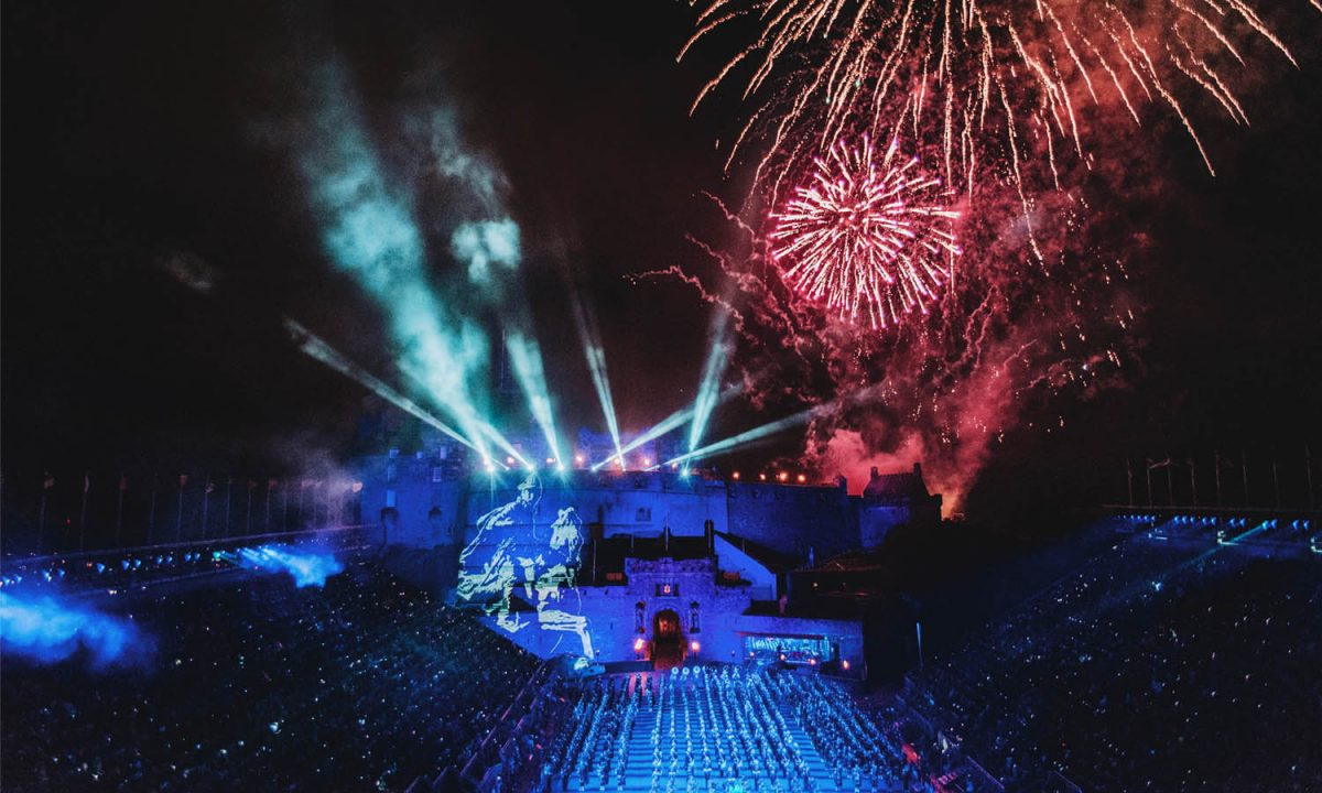 Edinburghfestivalen: The Royal Edinburgh Military Tattoo