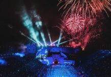 Edinburghfestivalen: The Royal Edinburgh Military Tattoo