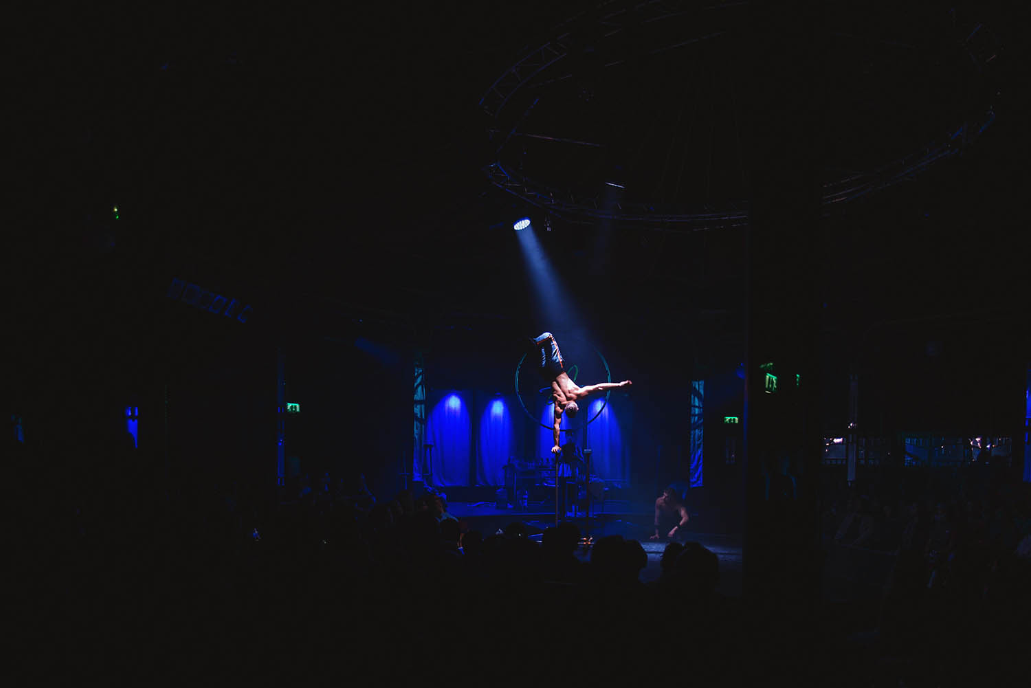 Circus Elixir - At Edinburgh Fringe Festival