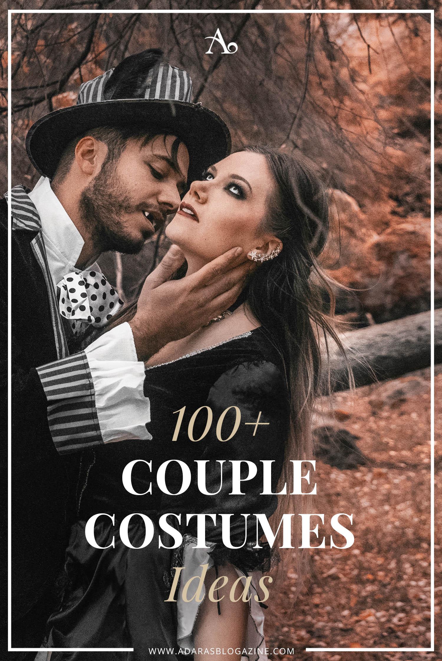Guide - 100+ Halloween Couple Costume Ideas